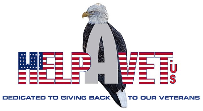USA is First – Giving support to our Veterans Logo